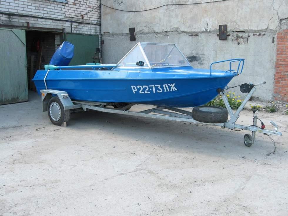 лодка пелла переделка