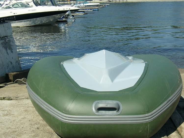киль для плоскодонной лодки пвх