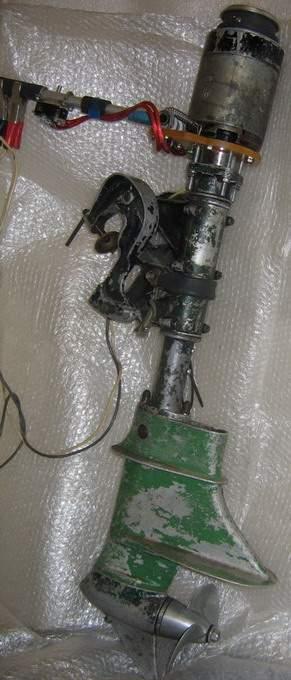 электромотор для лодки из болгарки своими руками