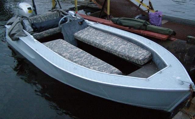 Тюнинг лодки мкм своими руками