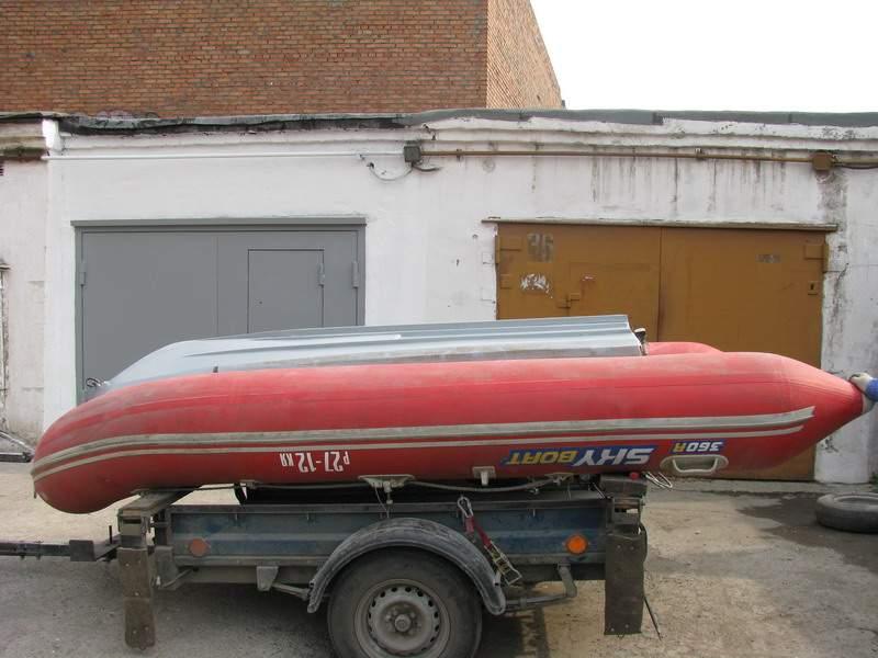 документы для прицепа от лодки
