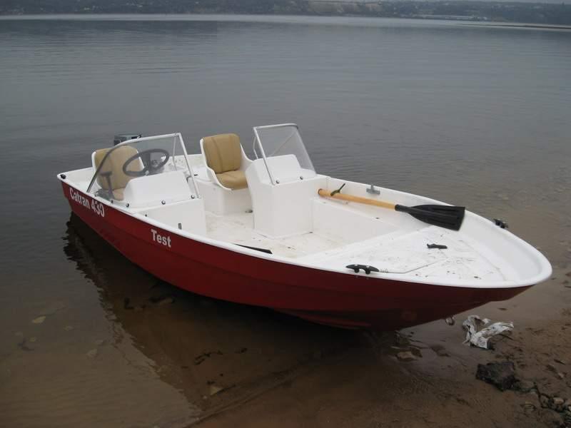 купить лодку катран в москве