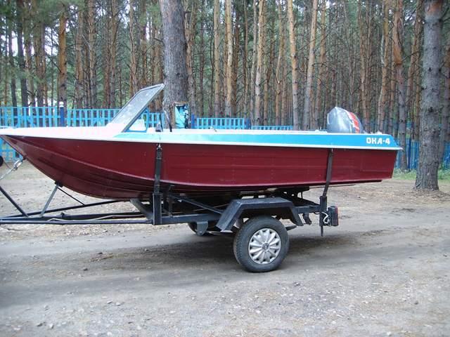 прицепы для лодки форум
