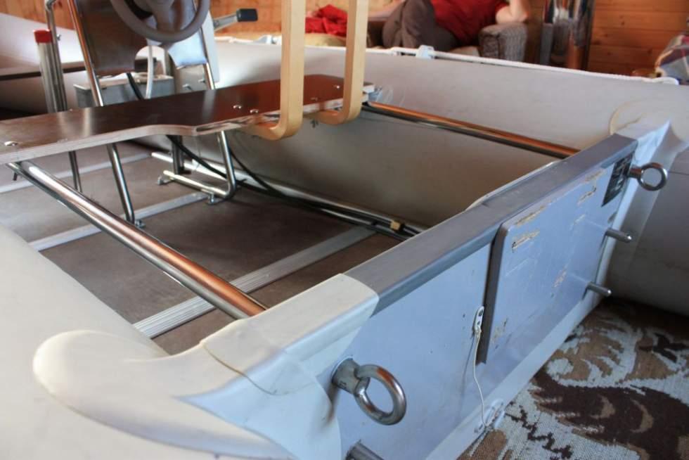 что такое банки на лодках пвх