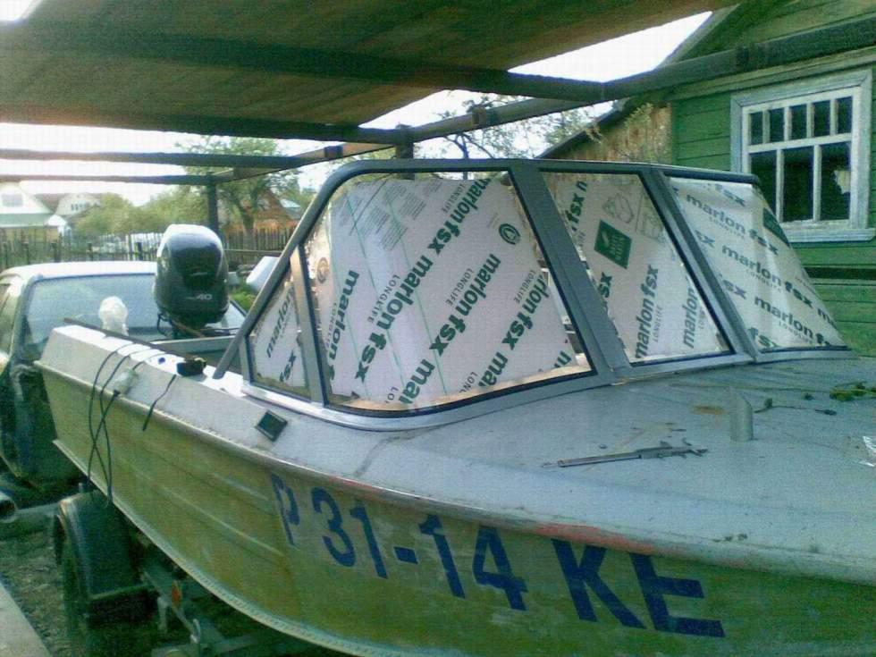 Как я делал лодку фото