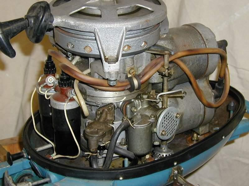 эксплуатация лодочного мотора вихрь 20