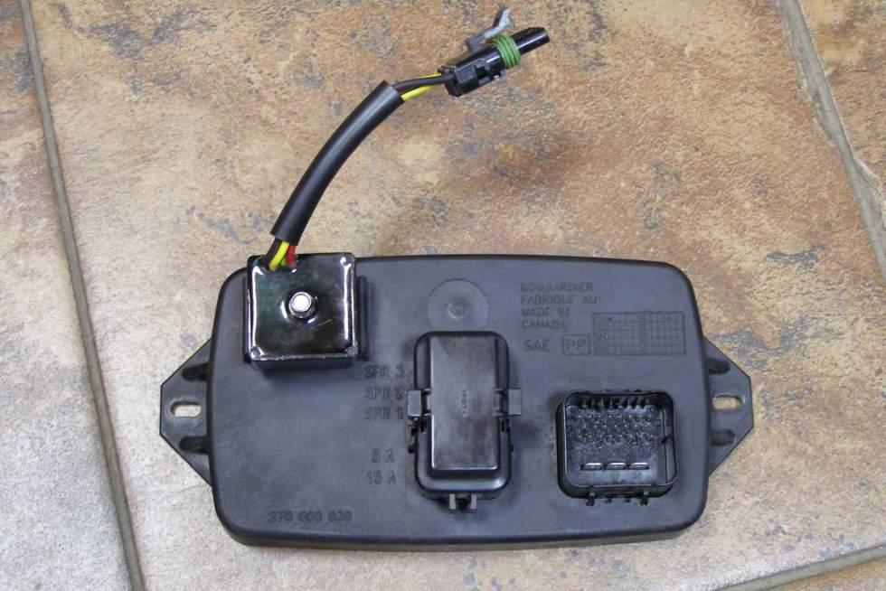Схема bombardier-rotax