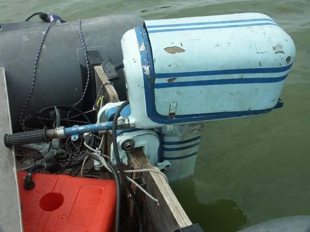 лодочный мотор tummler