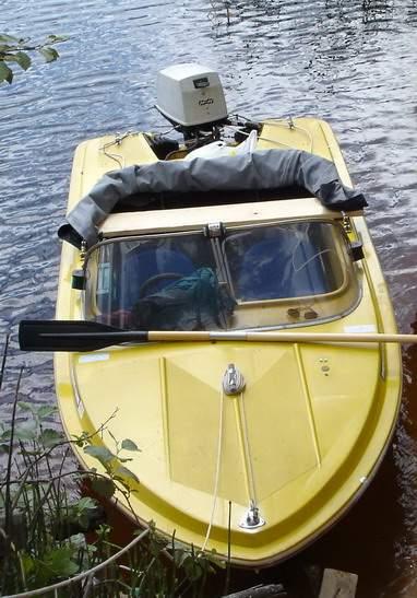 нептун 23 на лодке крым