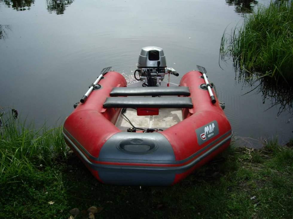 моторная лодка sea pro
