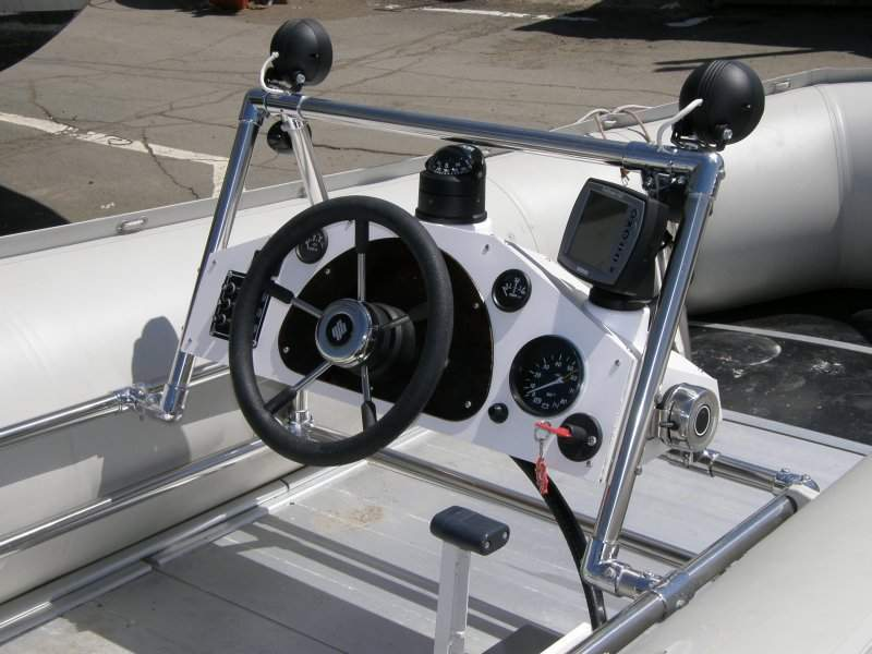 где купить рулевую для лодки