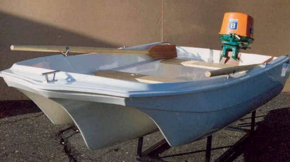 Построить лодку из пластика