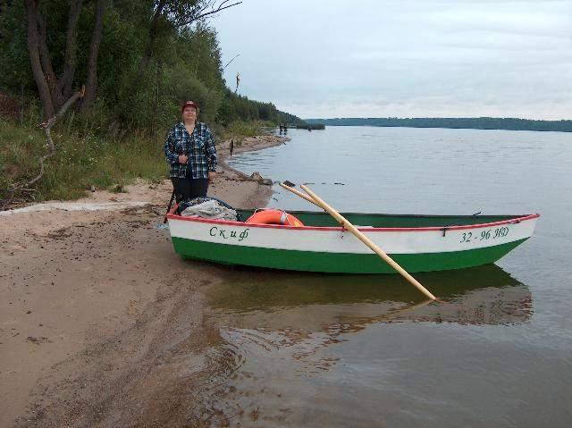 чертежи лодки утка 2