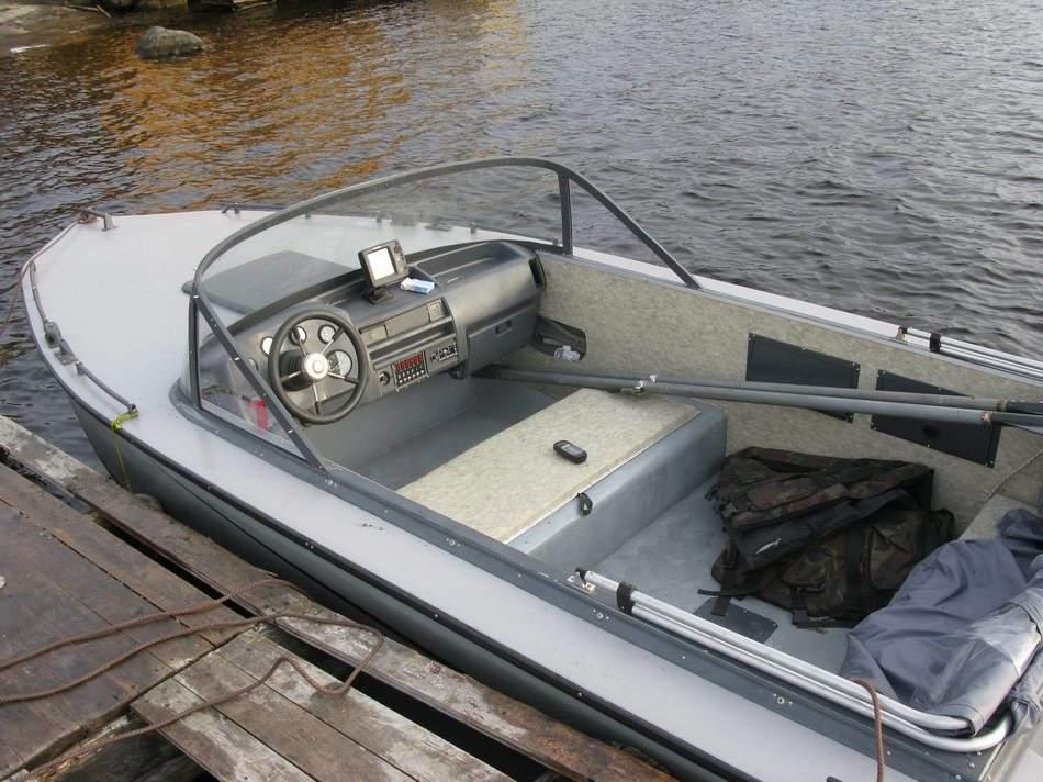трос рулевой на лодку казанка 5м2