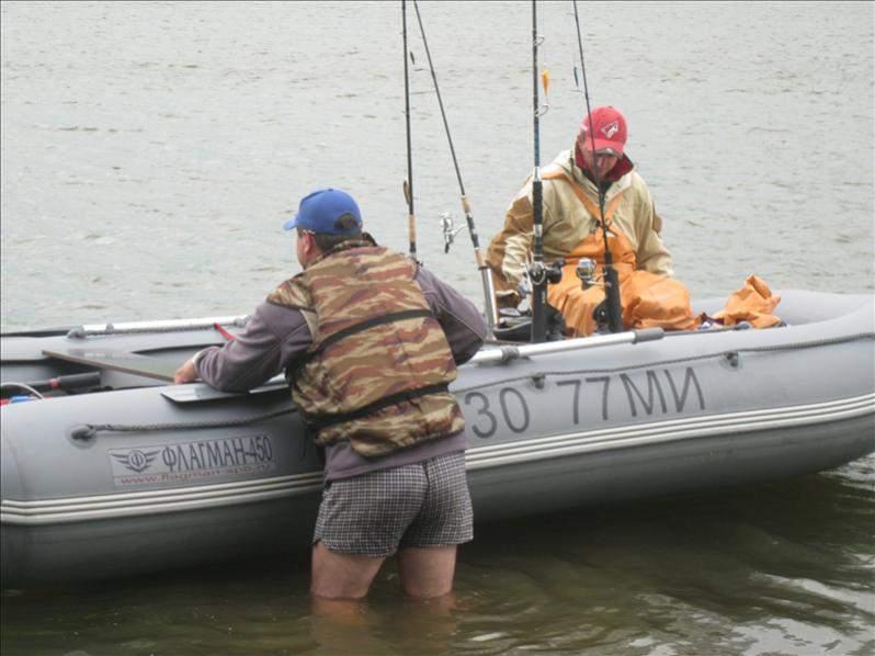 Рыболовные лодки из пвх от производителя