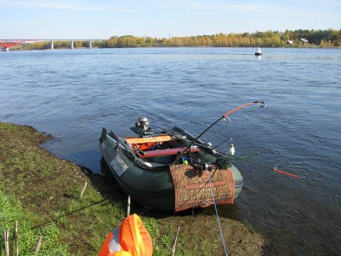 якорная система для лодок