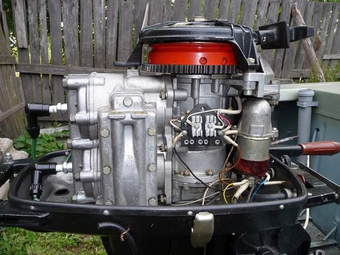 ремонт лодочных моторов подольск