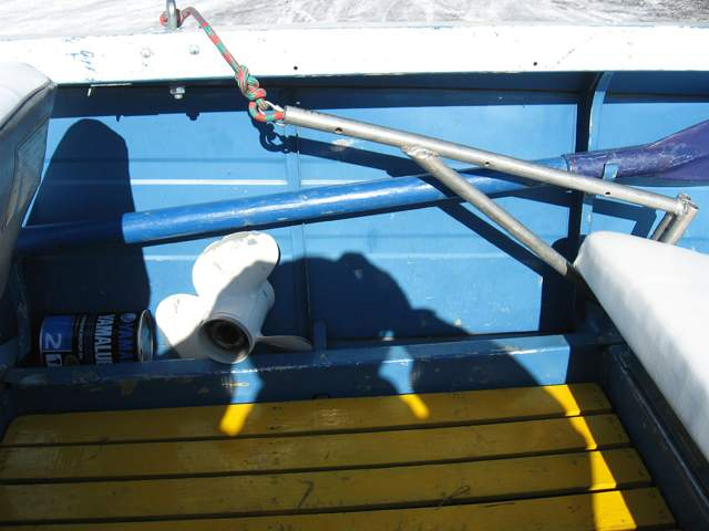 лодка походный вариант