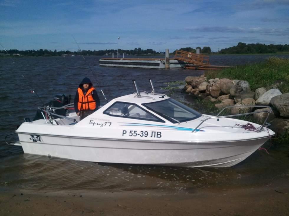 выбрать лодку пвх для ладоги