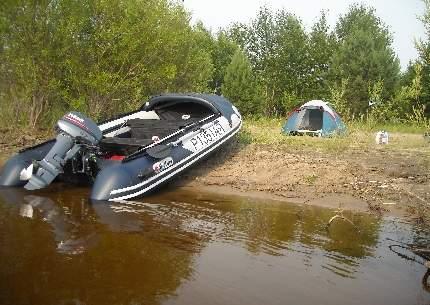 лодки пвх сан марин макс 380