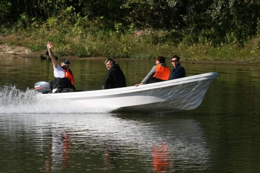 массовые лодки