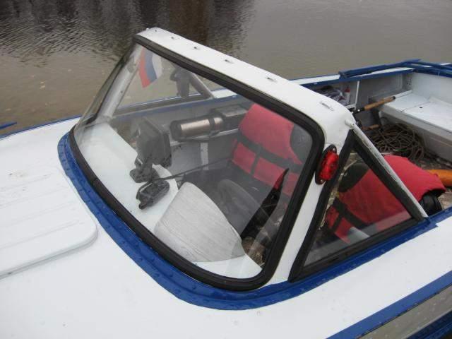 лодка 44 установка лобового стекла на прогресс 2