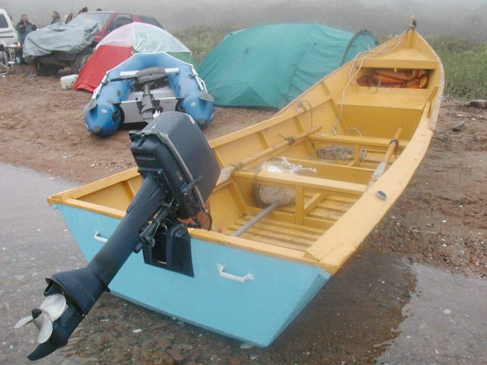 Охотничьи лодки своими руками под мотор