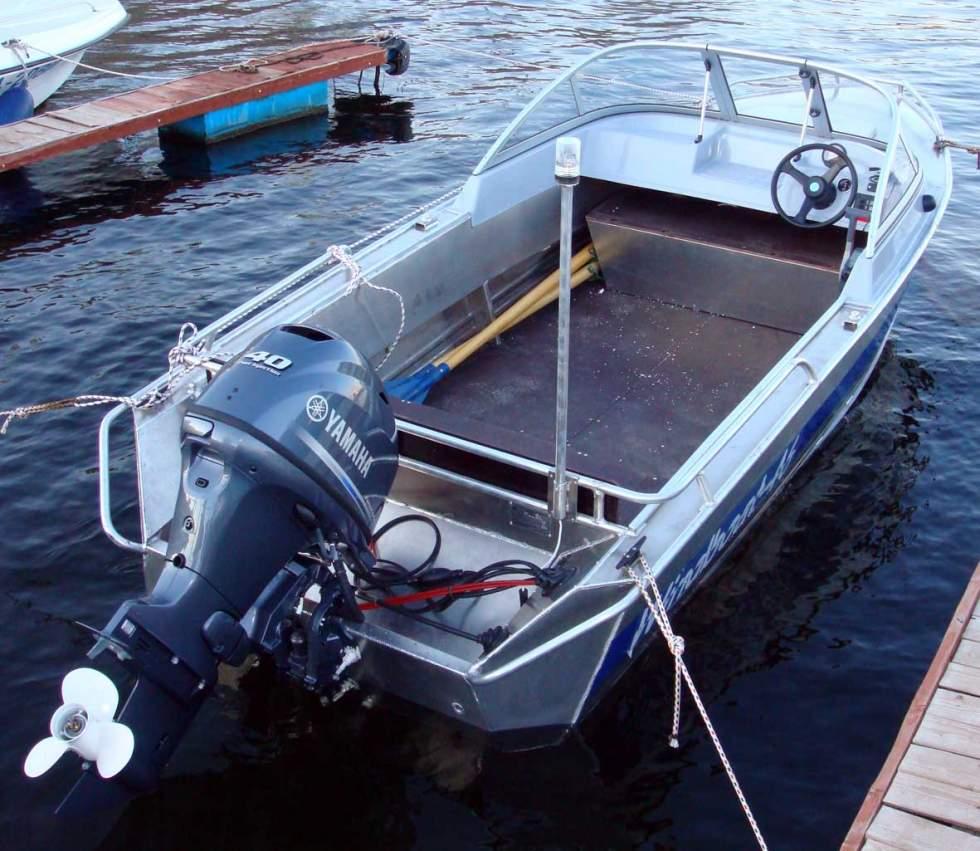 какая лодка лучше для ямаха 30