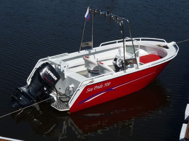 катера и лодки питер купить