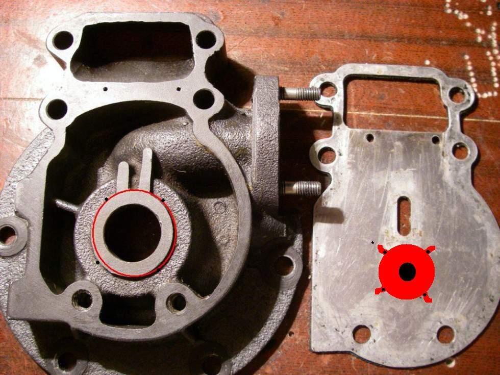 Мотор салют ремонт своими руками 185