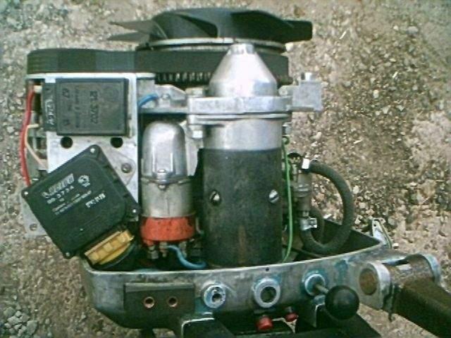 датчик холла на лодочный мотор