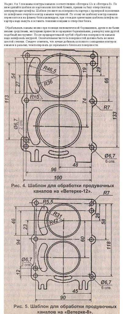 мотор ветерок 12 руководство по эксплуатации