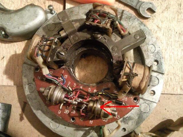 Компрессия лодочного мотора ветерок 8