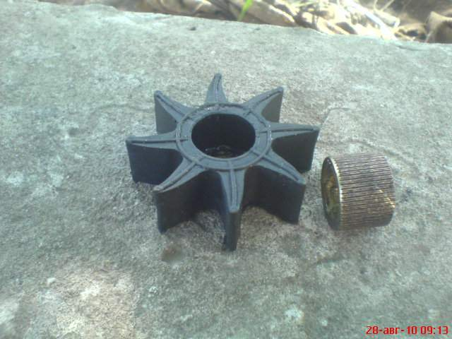 ветерок 8 ремонт крыльчатки