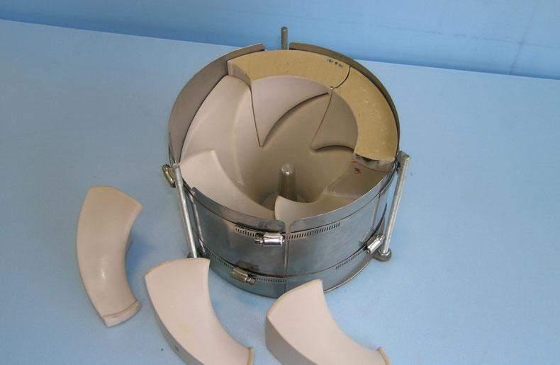 Импеллер для водомета своими руками чертежи