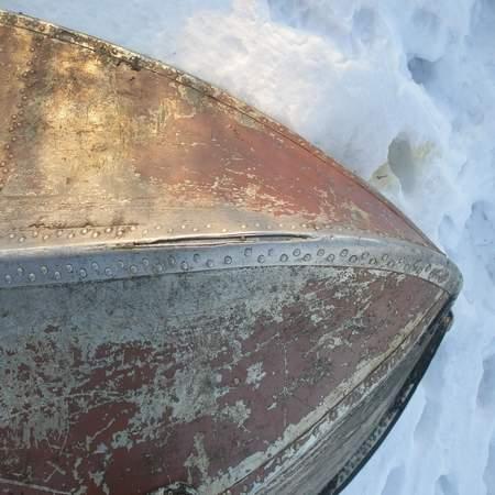 ремонт дюралевой лодки холодной сваркой