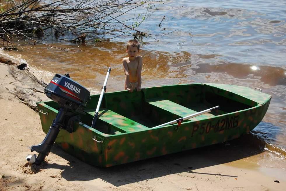 как сделать речную лодку