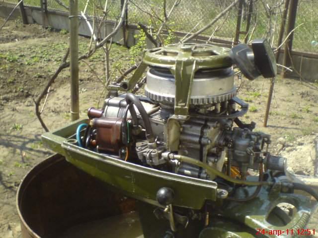 разница моторов ветерок 8 и ветерок 12