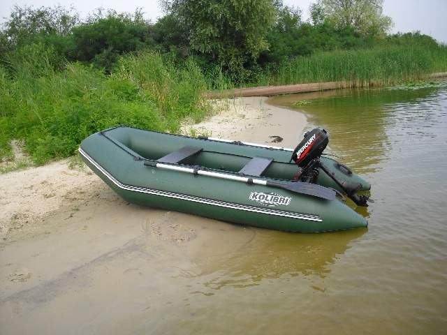 какую лодку пвх для ветерка 12