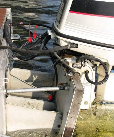 Дистанционные машинки для лодок