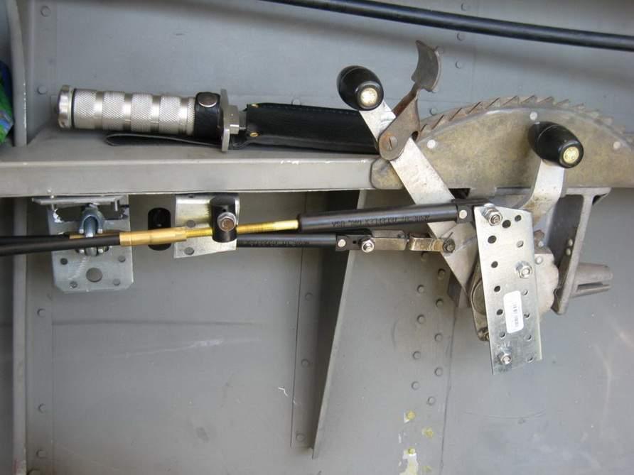 Дистанционное управление на лодочный мотор своими руками 440