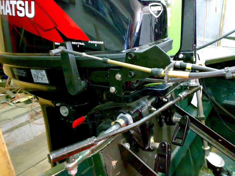 универсальное ду для лодочного мотора