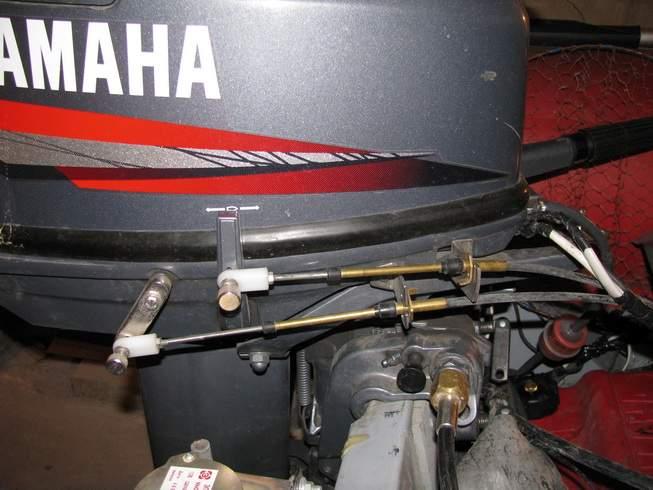 рулевая тяга лодочные моторы