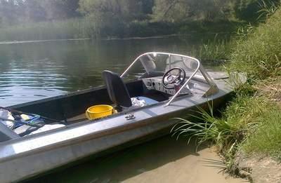 тюнинг лодка обянка