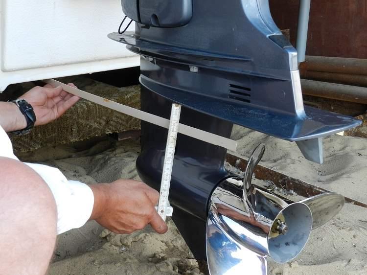 Кавитационная плита на лодочном моторе своими руками