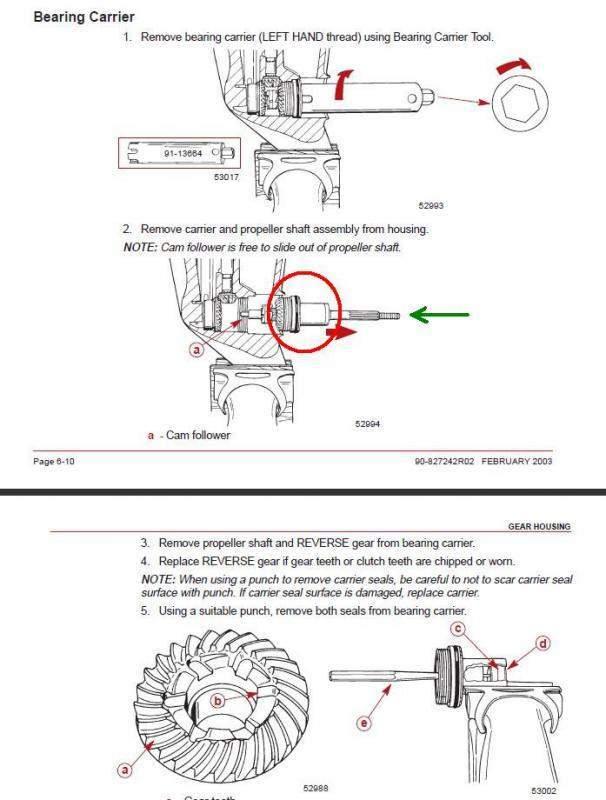 руководство по ремонту меркури 15м - фото 8