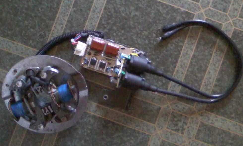 генератор на ветерок 8 своими руками видео