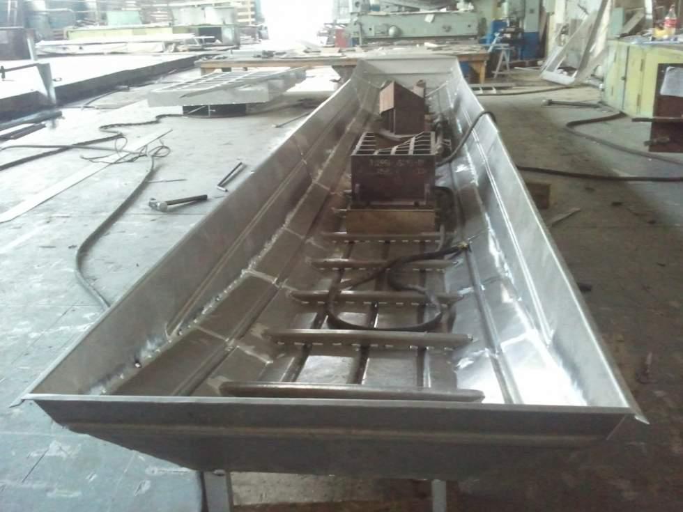 лодки из алюминиево магниевый сплав