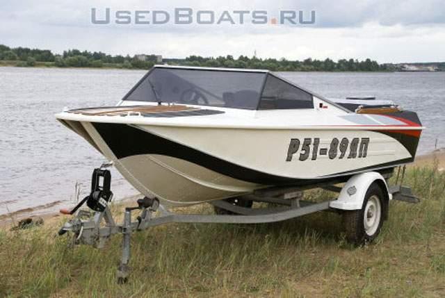 моторных лодок ока-4