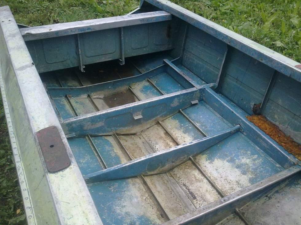 Ока 4 лодка своими руками